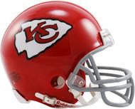 Kansas City Chiefs 1963-73 Throwback Replica Mini Helmet w/ Z2B Face Mask