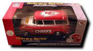 Kansas City Chiefs 1:25 1957 Chevy Suburban