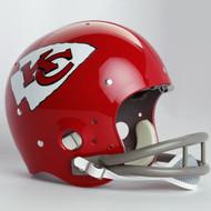 Kansas City Chiefs 1963-73 TK Helmet