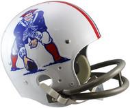 New England Patriots 1965-81 TK Helmet