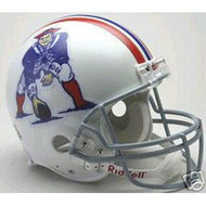 New England Patriots 1965-81 Throwback Pro Line Helmet