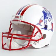 New England Patriots 1990-92 Throwback Pro Line Helmet