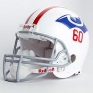 New England Patriots 1960 Throwback Pro Line Helmet