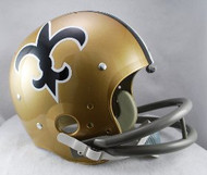 New Orleans Saints 1967-75 TK Helmet