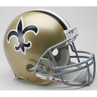 New Orleans Saints 1967-75 Throwback Pro Line Helmet
