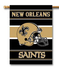 "New Orleans Saints 28""x40"" 2-Sided Banner"