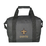 New Orleans Saints 12 Pack Kolder Cooler Bag