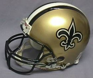 New Orleans Saints 1976-99 Throwback Pro Line Helmet