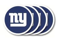New York Giants Coaster Set - 4 Pack