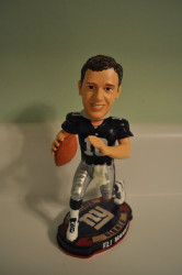 New York Giants Eli Manning Forever Collectibles Football Base Edition Bobble Head