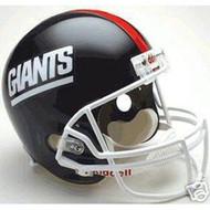 New York Giants 1981-99 Throwback Riddell Deluxe Replica Helmet