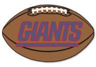 """New York Giants 22""""x35"""" Football Mat"""