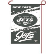 "New York Jets 11""x15"" Garden Flag"