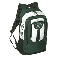 New York Jets Back Pack - Hunter Green Colossus Style