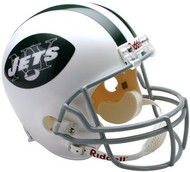 New York Jets 1965-77 Throwback Riddell Deluxe Replica Helmet