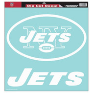 "New York Jets 18""x18"" Die Cut Decal"