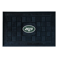 "New York Jets 19""x30"" Medallion Door Mat"