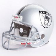 Oakland Raiders 1960-63 Throwback Pro Line Helmet