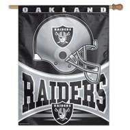 "Oakland Raiders 27""x37"" Banner"