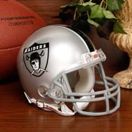 Oakland Raiders 1963 Throwback Replica Mini Helmet w/ Z2B Face Mask