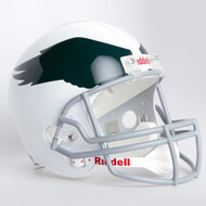 Philadelphia Eagles 1969-73 Throwback Riddell Deluxe Replica Helmet