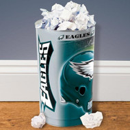"Philadelphia Eagles 15"" Waste Basket"