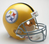 Pittsburgh Steelers 1962 Throwback Riddell Deluxe Replica Helmet