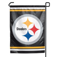 "Pittsburgh Steelers 11""x15"" Garden Flag"