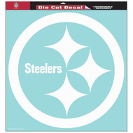 "Pittsburgh Steelers 18""x18"" Die Cut Decal"