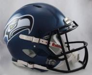 Seattle Seahawks Revolution Speed Pro Line Helmet