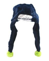 Seattle Seahawks Helmet Dangle Hat