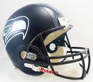 Seattle Seahawks Riddell Deluxe Replica Helmet