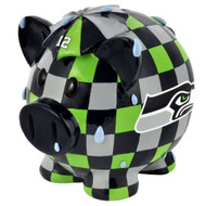 Seattle Seahawks Piggy Bank - Thematic Large