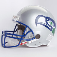 Seattle Seahawks 2001 Throwback Pro Line Helmet
