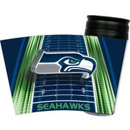 Seattle Seahawks Insulated Travel Mug