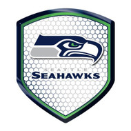 Seattle Seahawks Shield Style Reflector