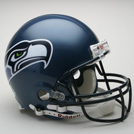 Seattle Seahawks 2002-11 Throwback Pro Line Helmet