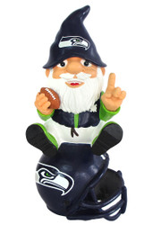 Seattle Seahawks Gnome On Team Logo