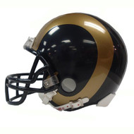 St. Louis Rams Replica Mini Helmet w/ Z2B Face Mask