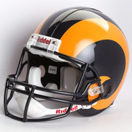 St. Louis Rams 1981-99 Throwback Pro Line Helmet