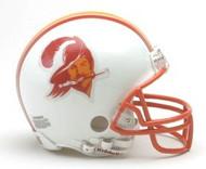 Tampa Bay Buccaneers 1976-96 Throwback Replica Mini Helmet