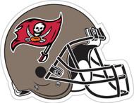 "Tampa Bay Buccaneers 12"" Helmet Car Magnet"