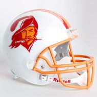 Tampa Bay Buccaneers 1976-96 Throwback Riddell Deluxe Replica Helmet