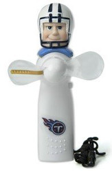 Tennessee Titans Light Up Personal Handheld Fan