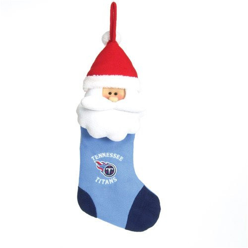 "Tennessee Titans 22"" Santa Stocking"