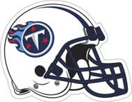 "Tennessee Titans 12"" Helmet Car Magnet"