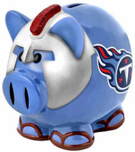 Tennesee Titans Piggy Bank - Thematic Small