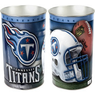 "Tennessee Titans 15"" Waste Basket"