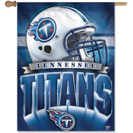 """Tennessee Titans 27""""x37"""" Banner"""
