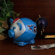 Tennesee Titans Piggy Bank - Thematic Large